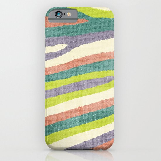 Fruit Stripes. iPhone & iPod Case