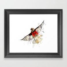 Linnet Framed Art Print