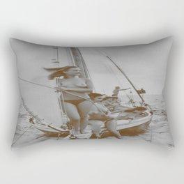 Siren Songs Rectangular Pillow
