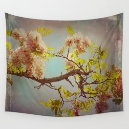 The arms of Spring Wall Tapestry