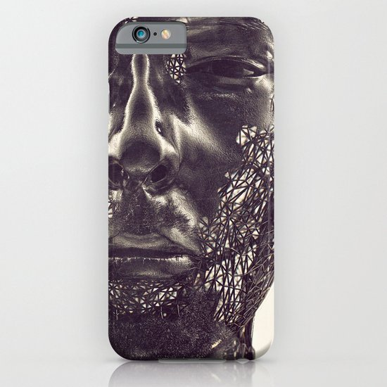 Thom Yorke iPhone & iPod Case
