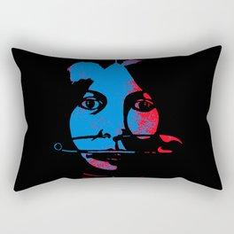 sororem salutem Rectangular Pillow