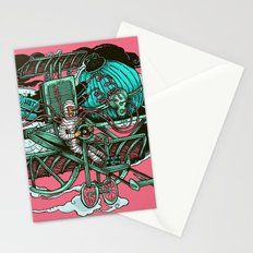 DaPower Airplane 1886 Stationery Cards