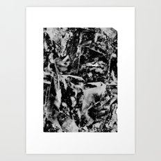 M033 BLK - HEISE EDITION - Art Print
