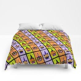 Vintage Halloween  Comforters