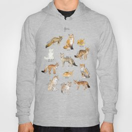 Foxes Hoody