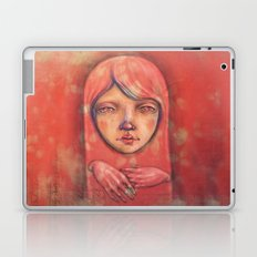 The Ghost in Pink Laptop & iPad Skin