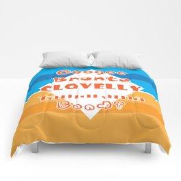 Coogee - Bronte - Clovelly - Tamarama - Bondi Comforters