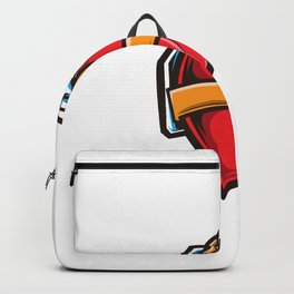 Lover Granade Vector Backpack