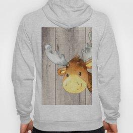 Woodland Friends - Little Deer In Forest Hoody