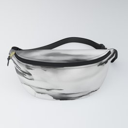 cloudy burning sky reacbwi Fanny Pack