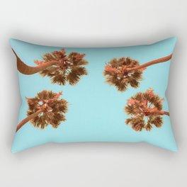 Palmy Skies v2 Rectangular Pillow