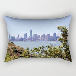 Treasure Island. Rectangular Pillow