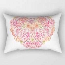 COEUR & FLEUR Rectangular Pillow