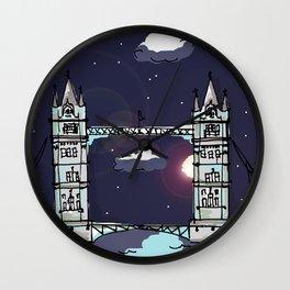 Tower Bridge Wall Clock
