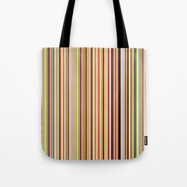 Old Skool Stripes Tote Bag