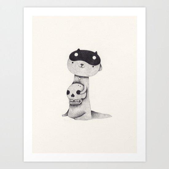 tomy Art Print