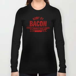body by bacon Long Sleeve T-shirt