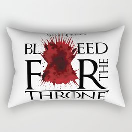 THE THRONE IS MINE Rectangular Pillow