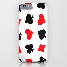 Queen of Hearts Slim Case iPhone 6s