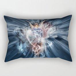Traum der Ballerina - Dream Ballerina Rectangular Pillow