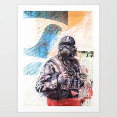SKYPILOT Art Print
