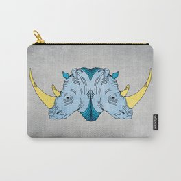 Double Trouble - Rhino Carry-All Pouch