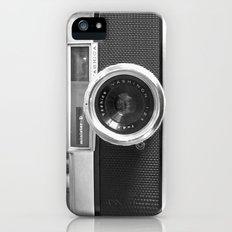 Camera iPhone (5, 5s) Slim Case