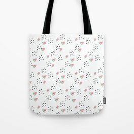 Watercolor Watermelon Sweet Tote Bag
