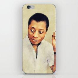 James Baldwin, Literary Legend iPhone Skin