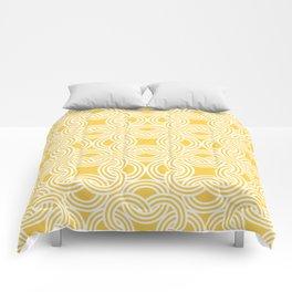 California, Nautical, Beach, Geometrical Pattern Comforters