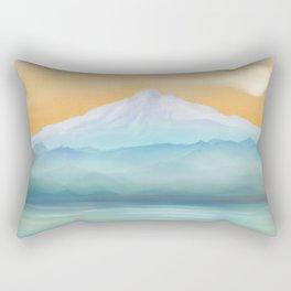 Sunrise Fuji Mount Rectangular Pillow