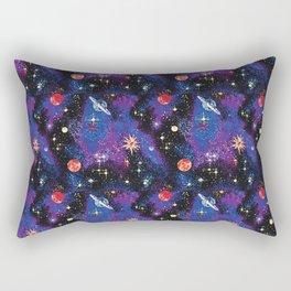 Out of This World Carpet Pattern Rectangular Pillow