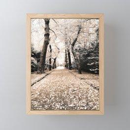 Terra Nostra Park Framed Mini Art Print