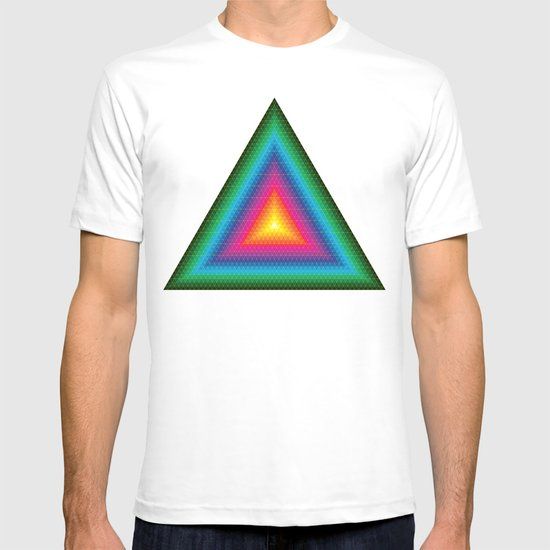 Triangle Of Life T-shirt