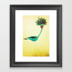 Life of The Party Framed Art Print