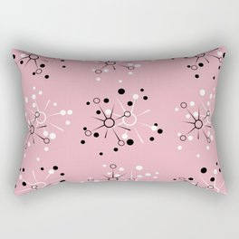 Vintage BW 04 Rectangular Pillow