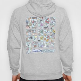 Cabin Pressure - From A to Z Hoody
