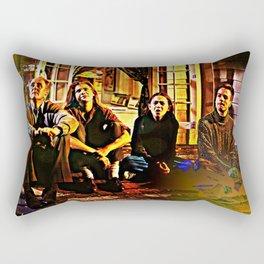 Big Giant Head Message To Rock Randoms Rectangular Pillow