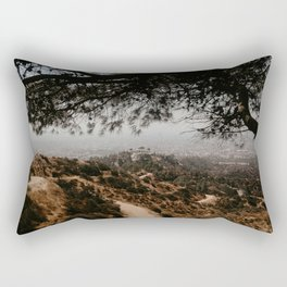 Observatory in Los Angeles Rectangular Pillow