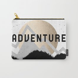 Adventure Golden Sunrise Carry-All Pouch