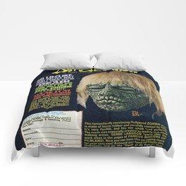 Zombie Mask Comforters