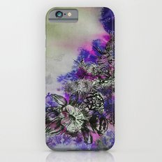 Purple Bouquet iPhone 6s Slim Case