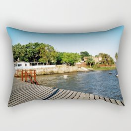 Colonia del Sacramento 02 Rectangular Pillow