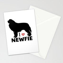 Newfie Newfoundland Dog Breed Stationery Cards