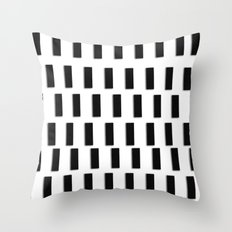 Graphic_Dashed Throw Pillow