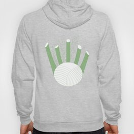Green Fennel Hoody