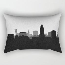 City Skylines: Lincoln Rectangular Pillow
