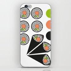 I love sushi iPhone & iPod Skin