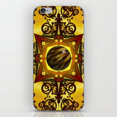 Stuck In The Middle iPhone & iPod Skin